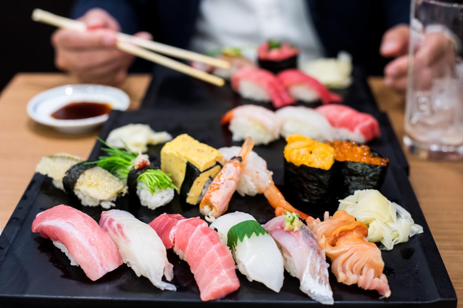 渋谷の美味しいお寿司屋さん特集!食べ放題や高級店など名店で舌鼓!