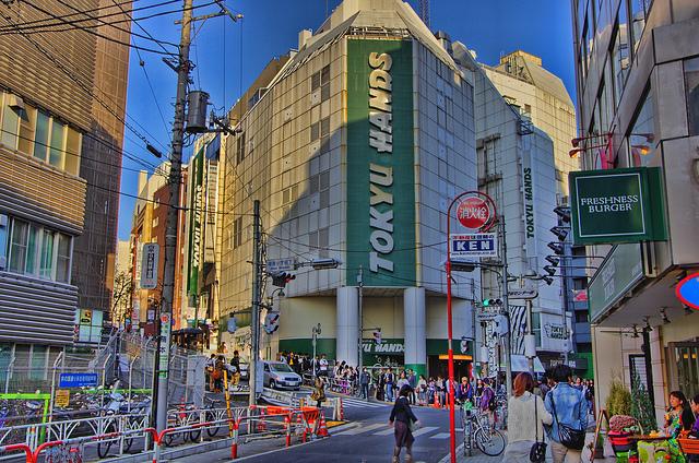 渋谷でシャワーならここ!24時間営業の安いネカフェや銭湯までまとめてご紹介!