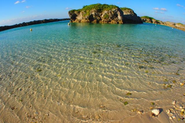 喜界島の観光はフェリーで!アクセス・宿泊情報やダイビングスポットも紹介!