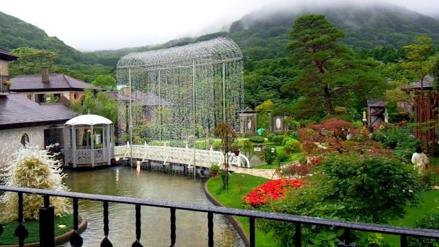 箱根ガラスの森美術館は必見!体験やランチもできる人気スポット!