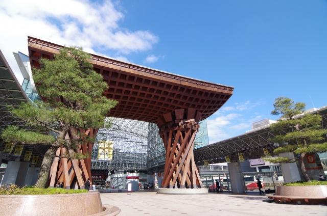 金沢駅周辺の駐車場!無料や安いのはどこにある?おすすめスポットまとめ!