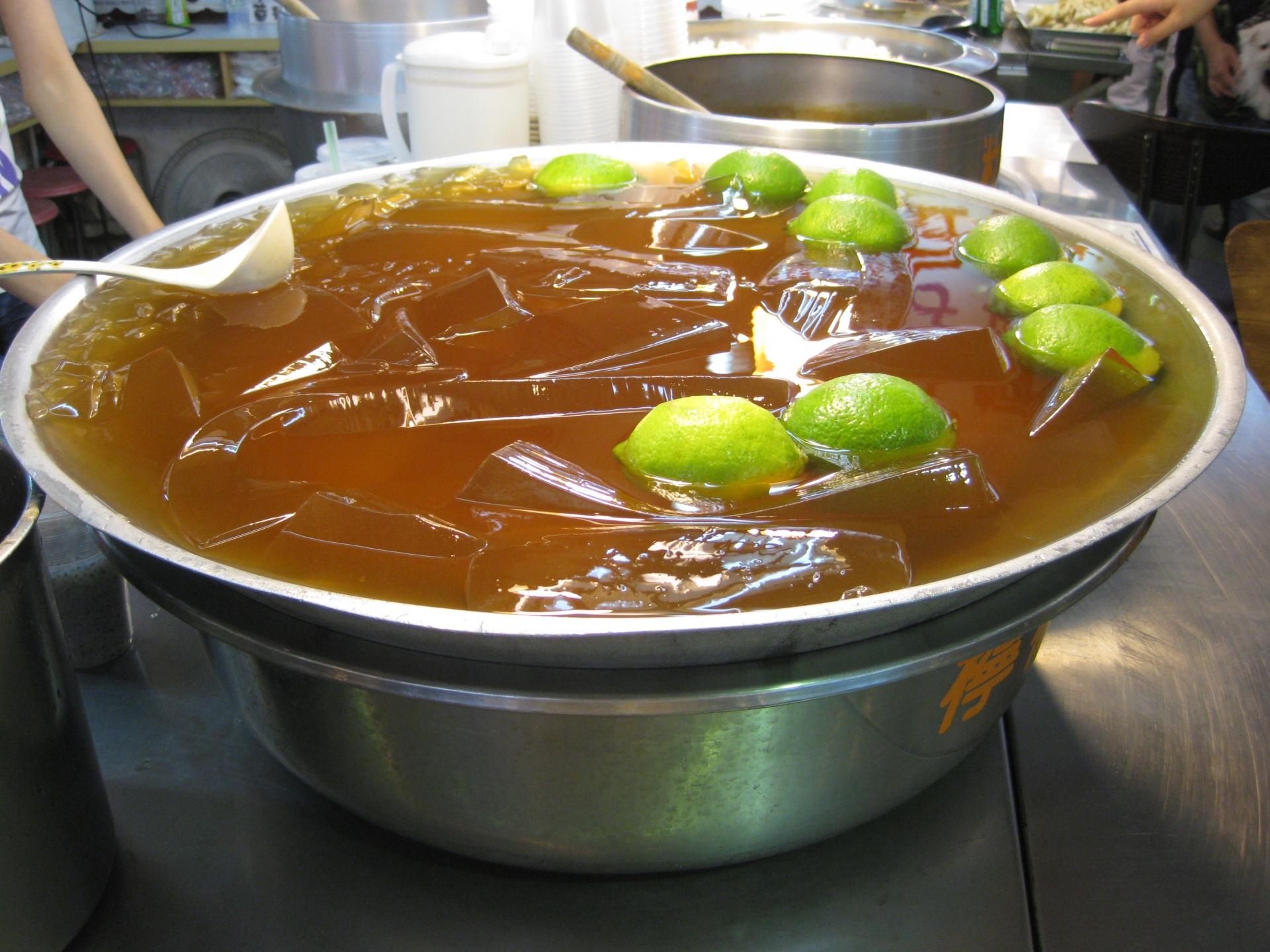 オーギョーチーは台湾の伝統デザート!日本でも食べれるお店も!