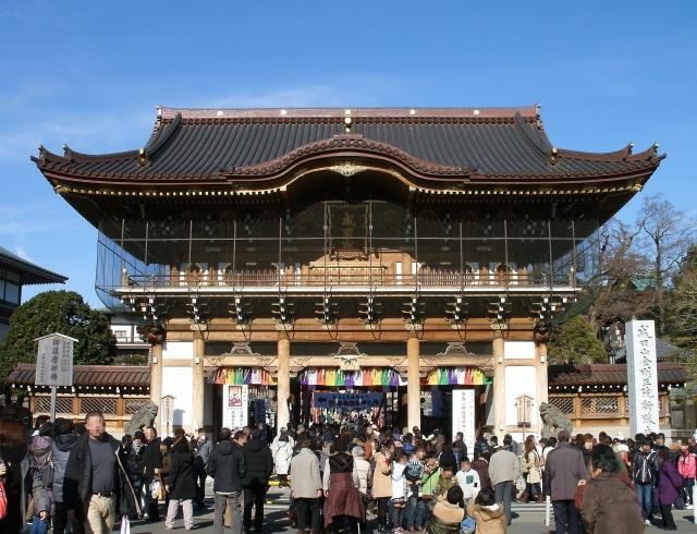 千葉・成田山の節分会を調査!豆まきの日程や芸能人ゲストは?