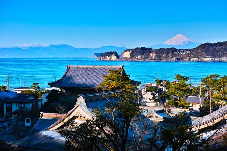 鎌倉を散歩!半日から1日で回るおすすめ観光コースをご紹介!