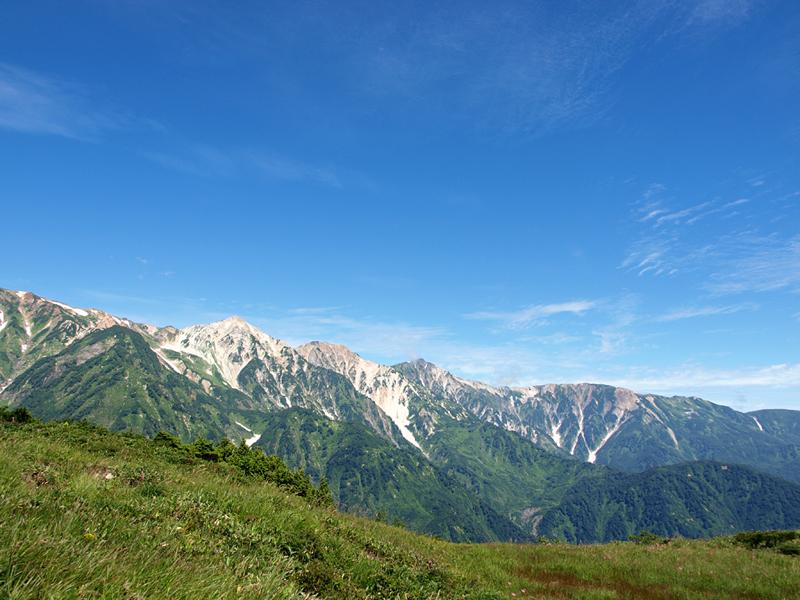 火打山の登山は難易度低めで初心者向け!日帰りコースがおすすめ!