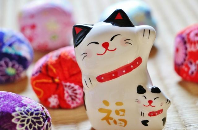 湯布院の招き猫は効果抜群!輪葉葉工房で作られるその特殊な入手方法は?