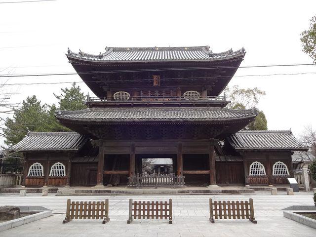 大樹寺の見どころや御朱印をご紹介!岡崎にある徳川の菩提寺へのアクセスは?
