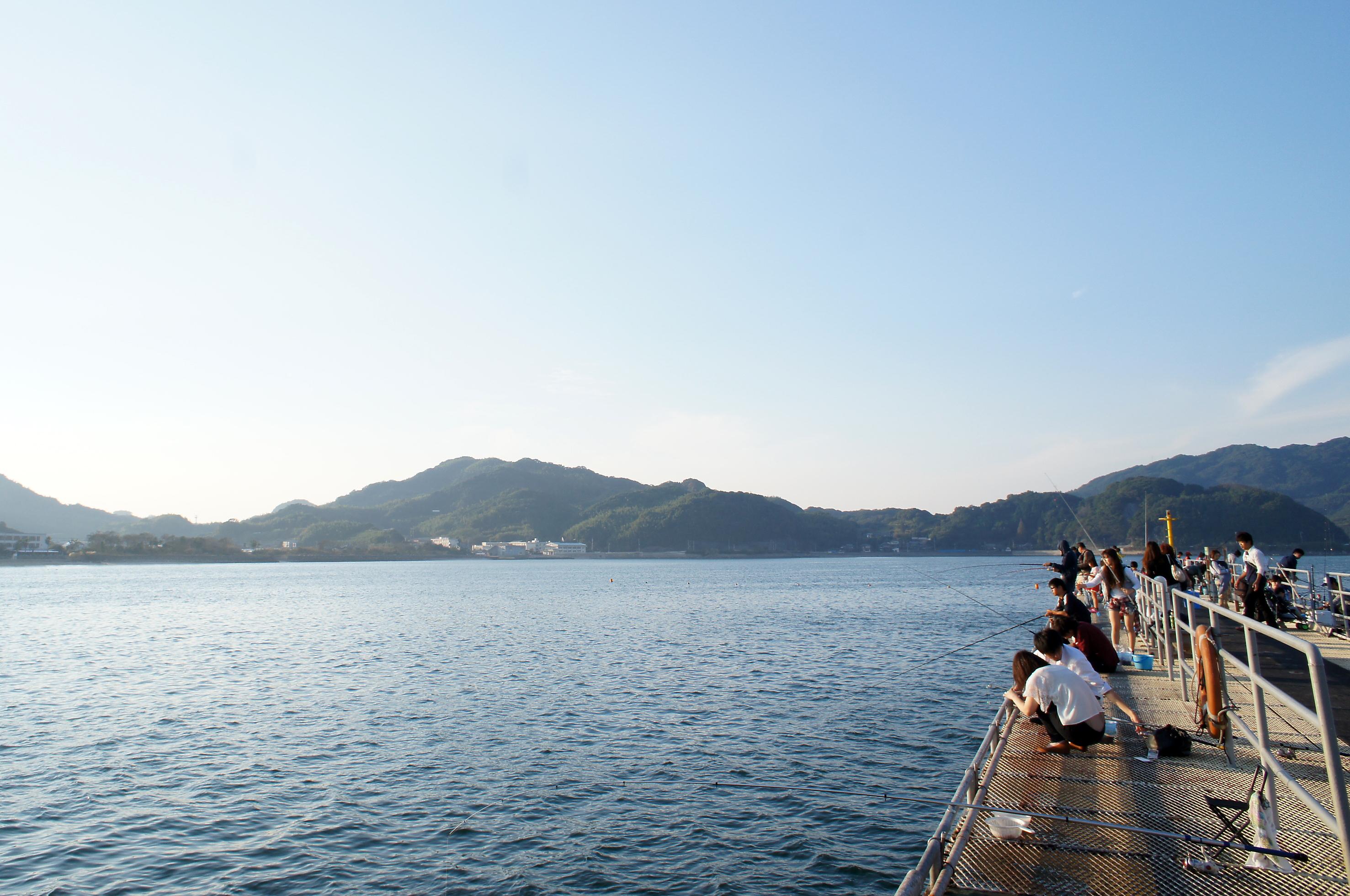 大洗港は釣りの人気スポット!その豊富な魚種や駐車場等の施設紹介!