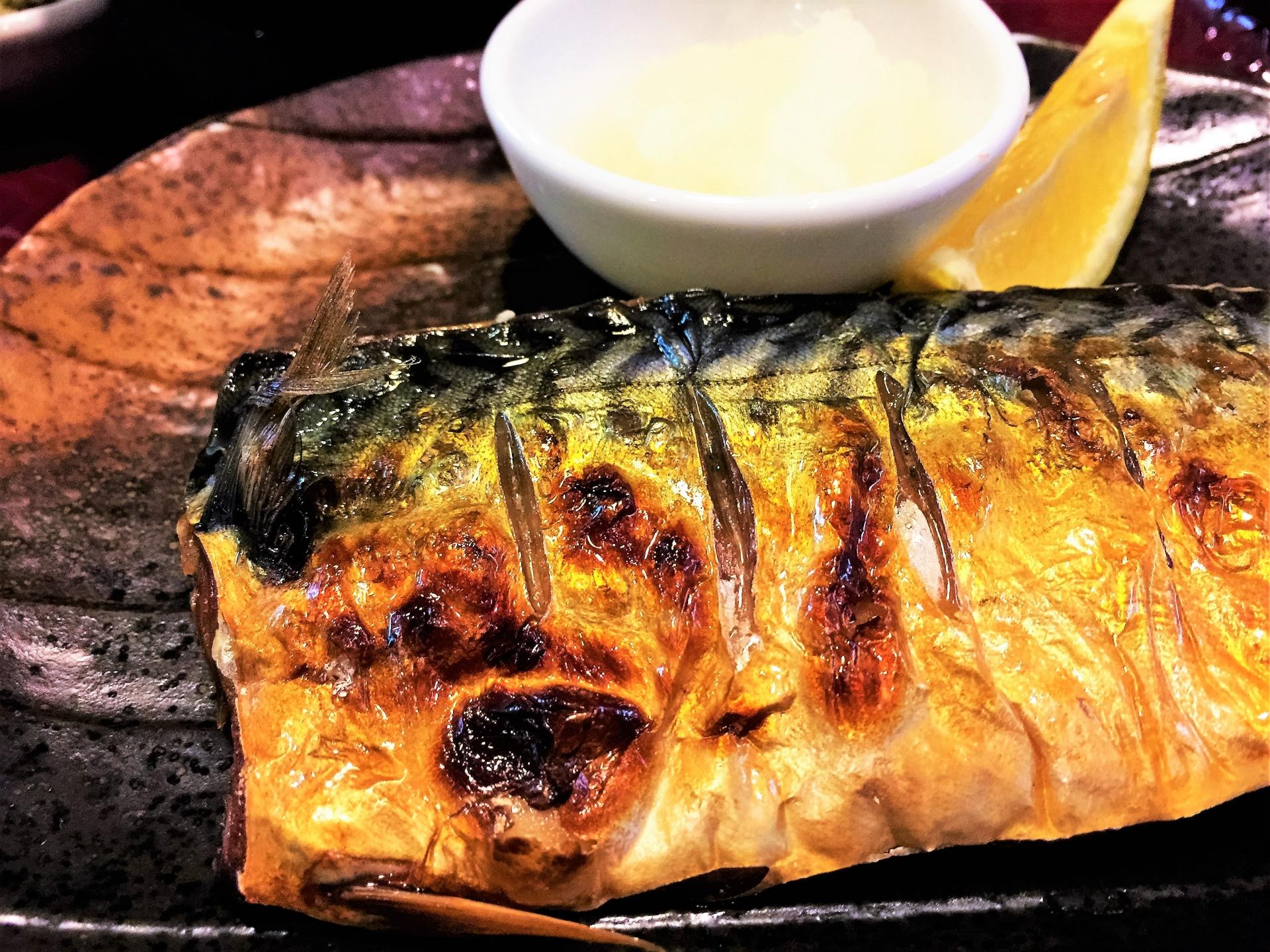 越田商店の「ものすごい鯖」が定食で食べられる!値段や評判は?