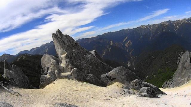 燕岳登山のルートは日帰りも行ける!初心者向け案内やアクセス情報まとめ!