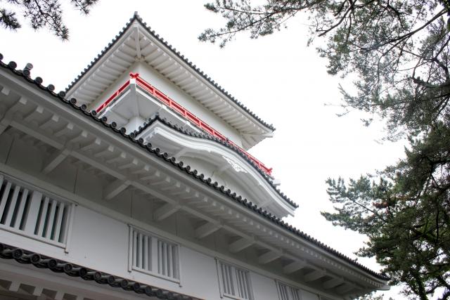 久保田城は秋田市のおすすめ観光スポット!千秋公園の見どころも紹介