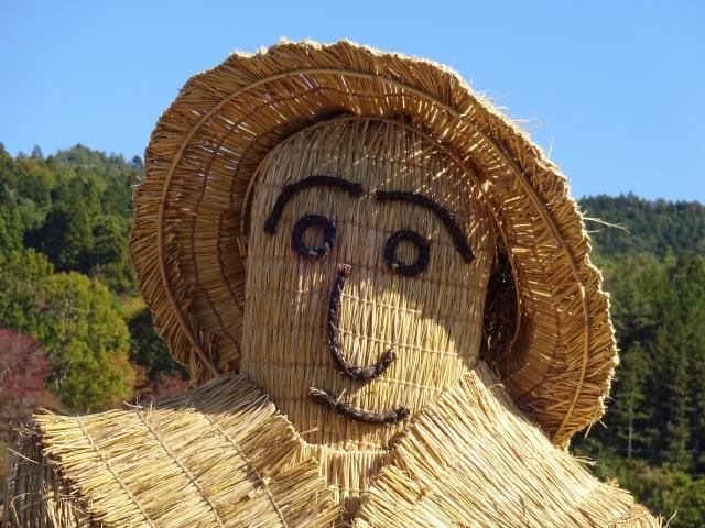 かかし村は徳島の奥地にある限界集落!怖いほどリアルな人形の数々!