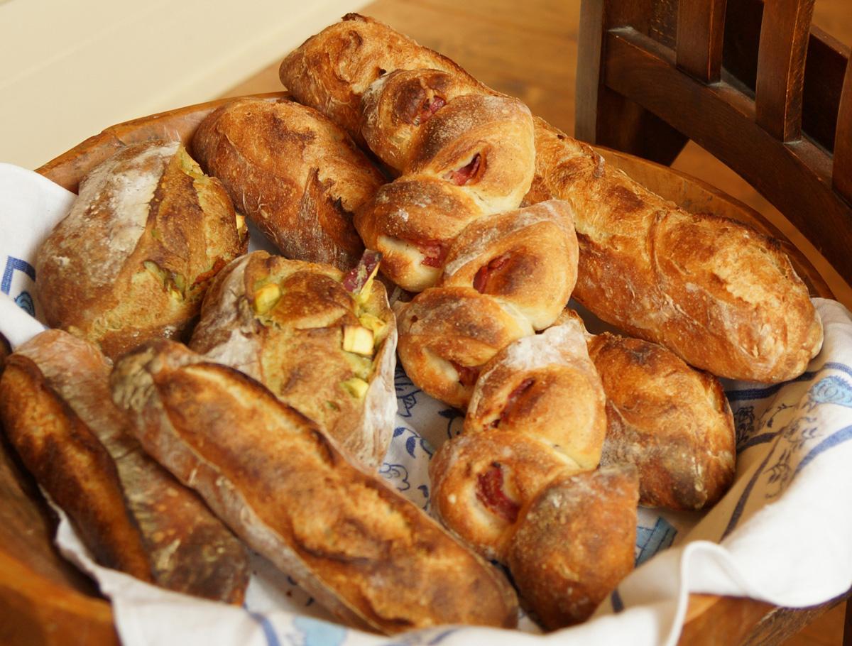 パンドサンジュは「とびばこパン」が名物!メニューも豊富!通販もOK!