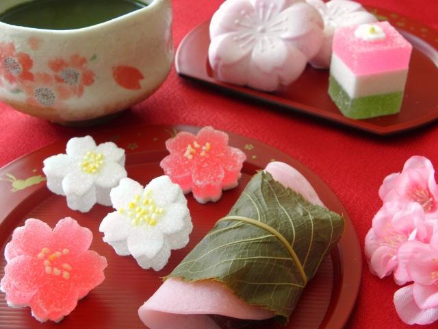 桜餅は関東と関西で名前も見た目も別物?違いとルーツを調査してみた!