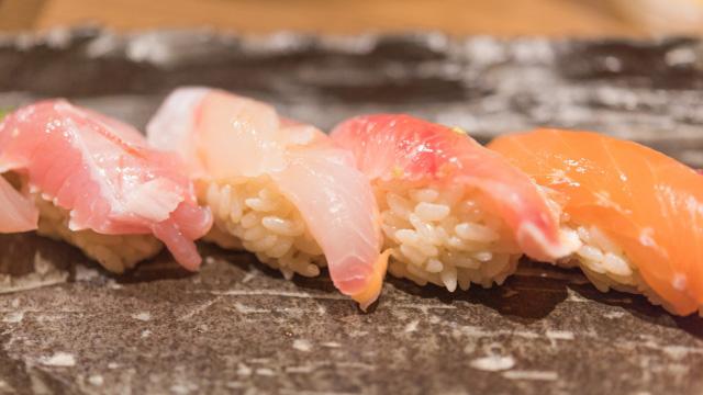乙女寿司は金沢の予約が取りにくい有名店!絶品寿司はお得なランチがおすすめ!