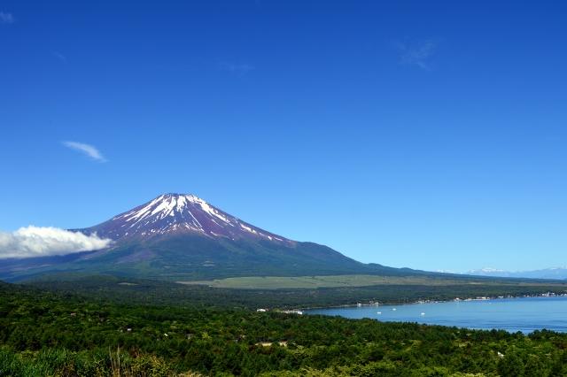山中湖パノラマ台で絶景を堪能!富士山を見ながらのハイキングもおすすめ!