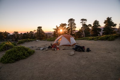 篠沢大滝キャンプ場は初心者にもおすすめ!川遊びや釣りも楽しめる!
