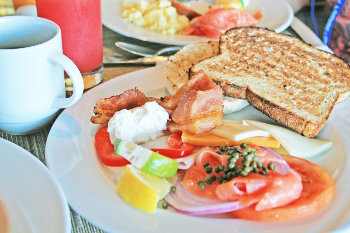 東京ディズニーセレブレーションホテルの朝食を紹介!値段や効率良い利用法は?