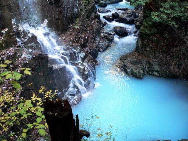 付知峡は吊り橋や紅葉が見どころ!岐阜観光に欠かせない絶景スポットを紹介