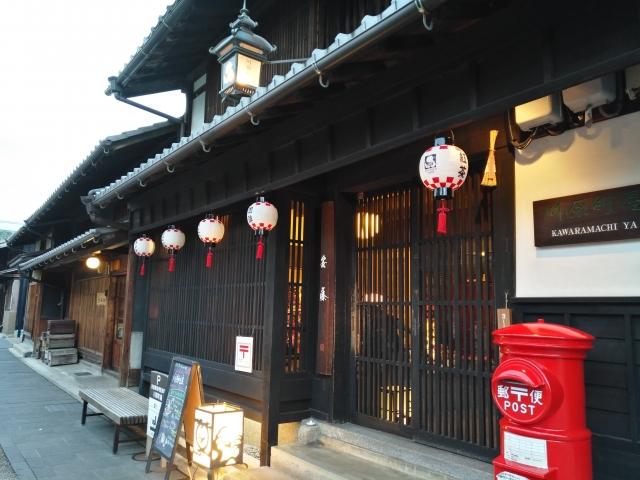 川原町は岐阜の古い町並みが残る観光スポット!おすすめグルメやお店を紹介