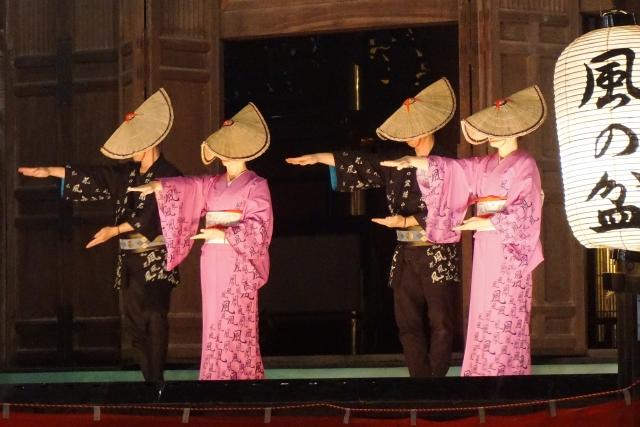 「おわら風の盆」は幻想的な踊りが魅力!前夜祭などおすすめの楽しみ方は?
