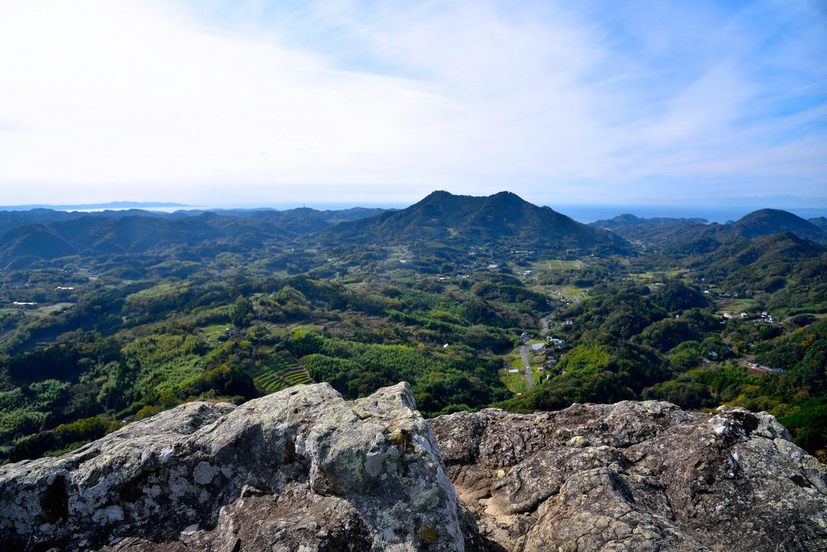 伊予ヶ岳の登山情報まとめ!アクセス方法やおすすめルートは?