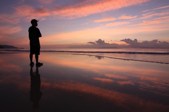 父母ヶ浜海岸はウユニ塩湖のような美しさ!ベストの時期やアクセス方法は?