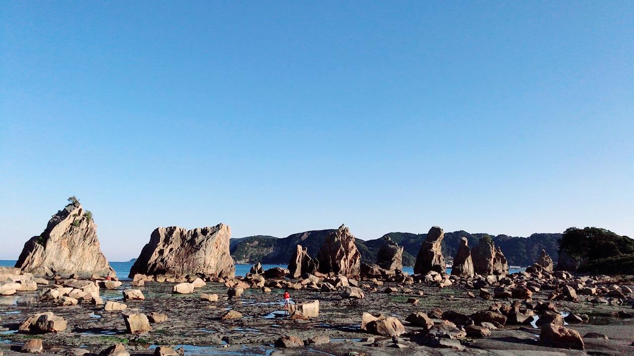 橋杭岩の日の出が絶景すぎる!アクセスやライトアップ情報まで紹介!