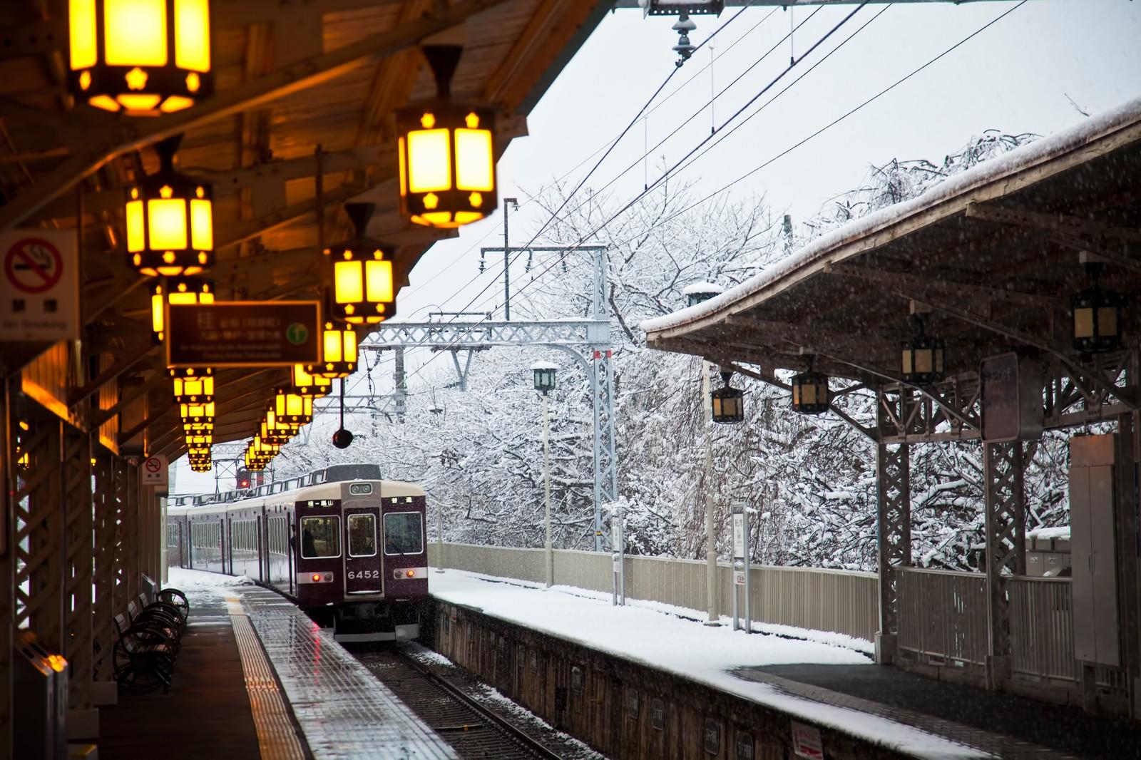 嵐山から金閣寺までのバス・電車などのアクセス方法解説!観光ルートも紹介