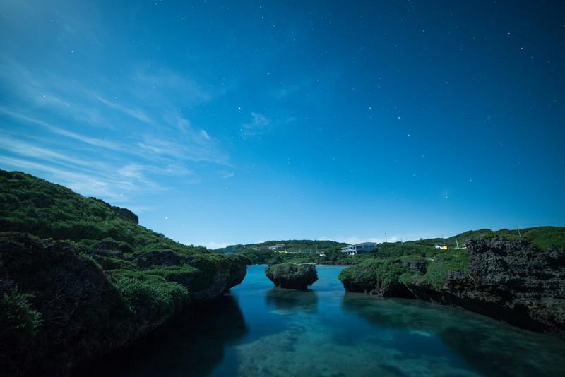 嵐山展望台の沖縄の景色は絶景!アクセス方法や心霊スポットについても紹介