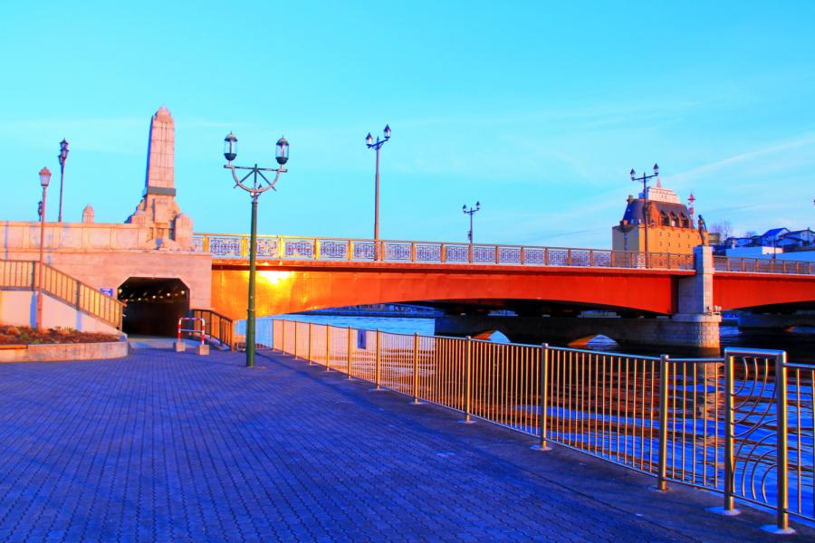 幣舞橋は釧路を代表する名所!夕日が美しいフォトジェニックなスポットを紹介