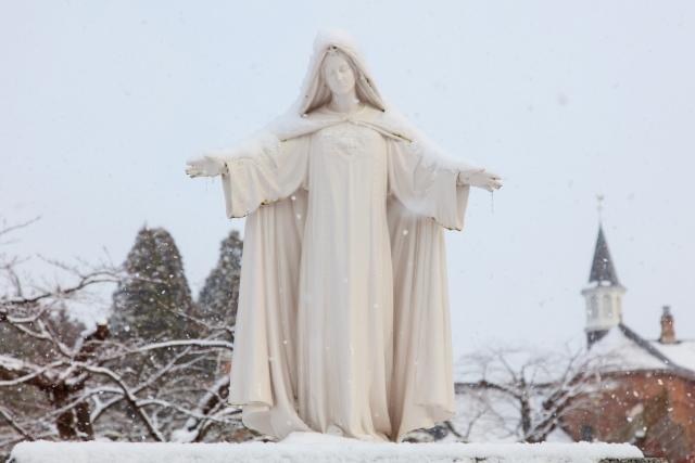 トラピスト修道院は見学ができる函館の神聖スポット!クッキーなどお土産も人気