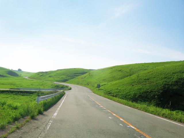 やまなみハイウェイを満喫するおすすめ観光ルート!日本百名道を楽しもう!