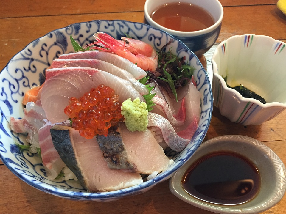 福岡の海鮮丼が美味しい名店まとめ!大盛りで豪勢な美味しい店もいっぱい!