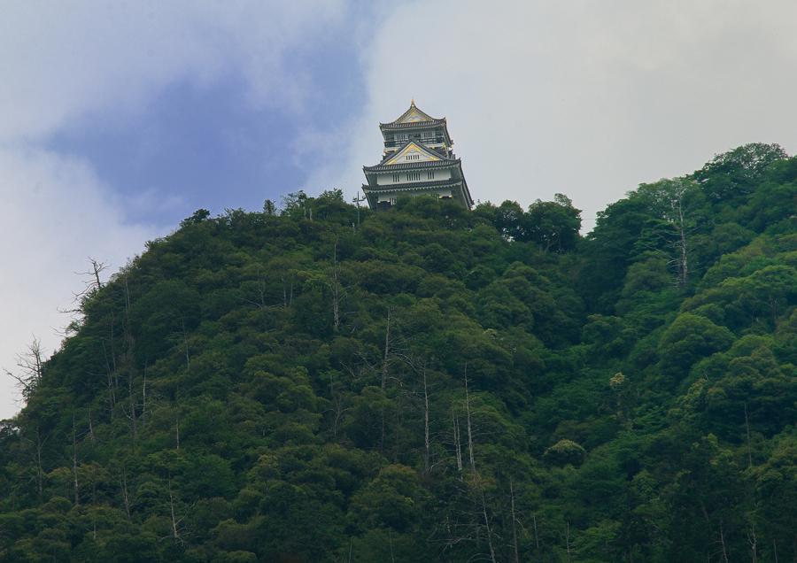 「伊奈波神社」は岐阜の最強パワースポット!黒龍のお守りで運気UP!