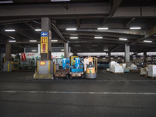 唐戸市場の駐車場おすすめスポットを紹介!料金の安い場所や穴場まで網羅