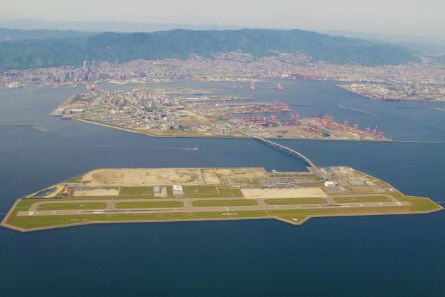 神戸空港は人気釣りポイント!釣れる魚の種類や仕掛け・アクセス方法まで紹介