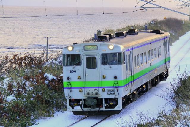 道南いさりび鉄道で途中下車の旅を満喫!おすすめの観光スポットは?