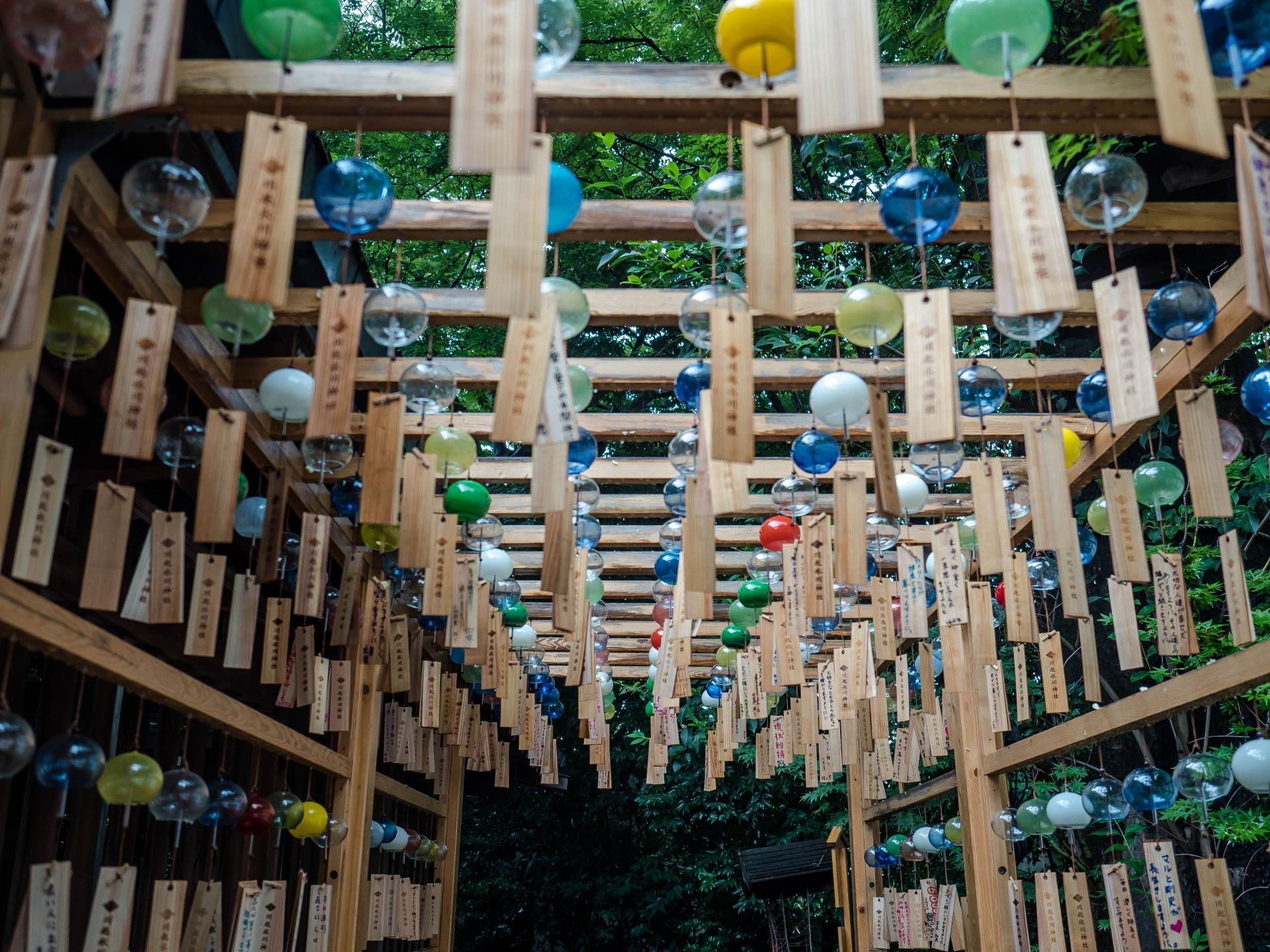川越氷川神社の御朱印情報!貰える時間や限定種類・値段・サイズも紹介