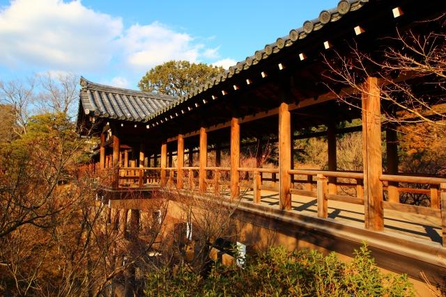 東福寺の御朱印と御朱印帳がもらえる種類や場所などは?限定ものも必見!