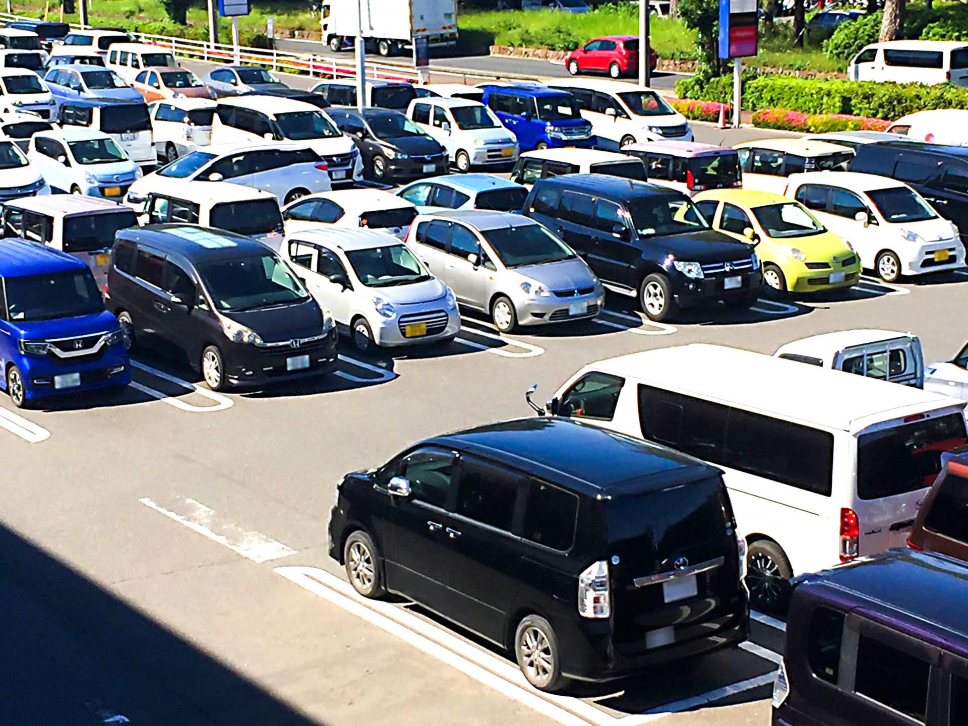 海の公園の駐車場を攻略!料金や混雑する時間帯&満車の時に使える場所も!