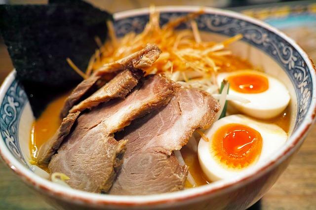 麺屋猪一(京都)で味わう極上のラーメン!ミシュラン獲得も納得の美味しさ