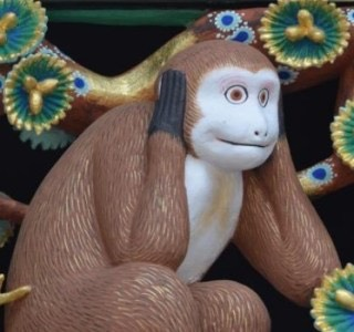 日光東照宮『三猿』の意味や歴史を紹介!修復で顔が変わった?