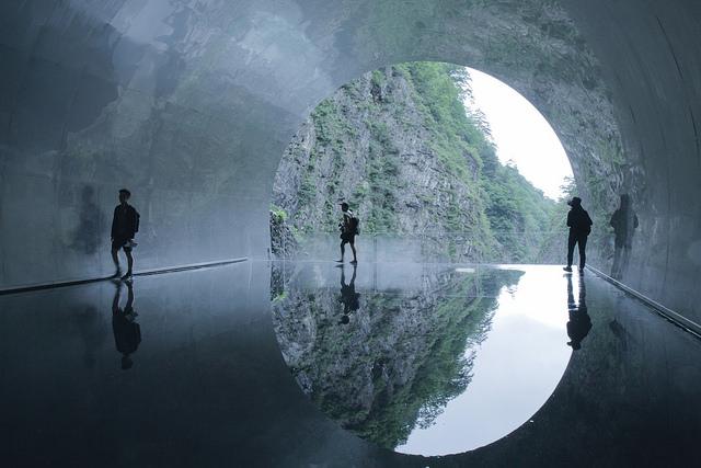 清津峡と清津峡渓谷トンネルは新潟の絶景スポット!紅葉やアクセス情報など紹介