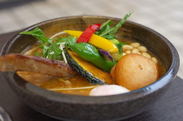 新千歳空港でスープカレーを食べるならココ!人気店やお土産情報もご紹介!