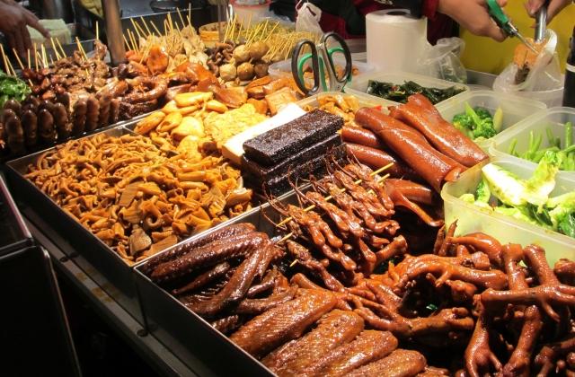 滷味は台湾の人気屋台グルメ!買える場所・注文方法・口コミまとめ!