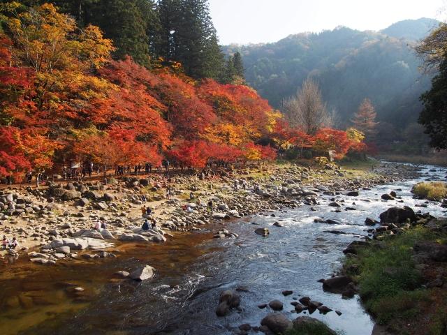 嵐山渓谷バーベキュー場は関東で大人気!アクセスや駐車場情報もご紹介!