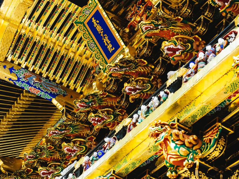 日光東照宮『陽明門』の歴史や由来まとめ!彫刻にまつわる逸話などもご紹介!