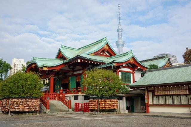 亀戸天神社は藤が有名なパワースポット!ご利益・アクセス・駐車場まとめ