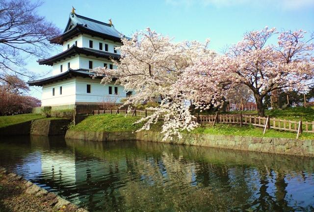 松前城は北海道の人気の観光スポット!見どころやアクセスをまとめて紹介